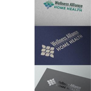 Wellness Alliance Home Health Logo Design Drafts 04