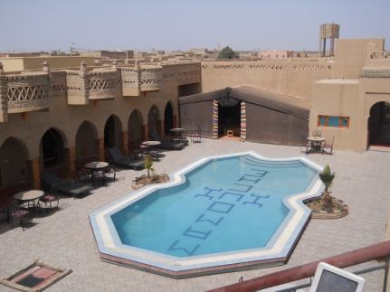 where to stay in merzouga