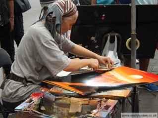 Artist, La Rambla