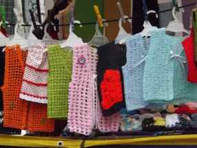 Handmade kid's clothes