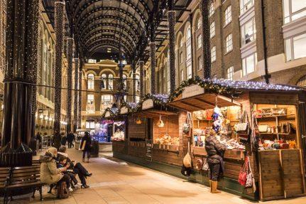 Hays Galleria Xmas Market London