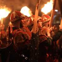 Hogmanay Torchlight Procession