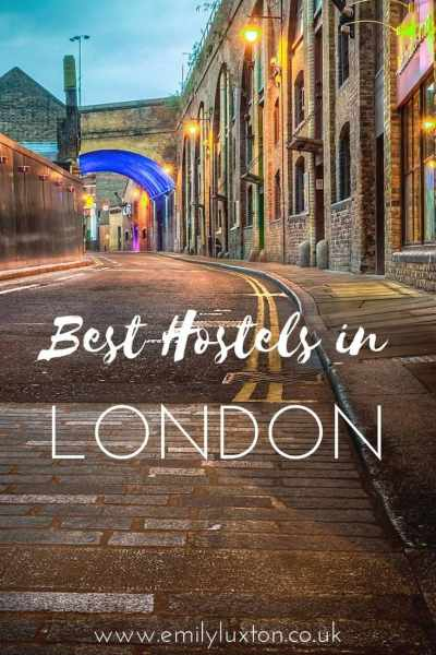 A Definitive guide to the Best Hostels in London