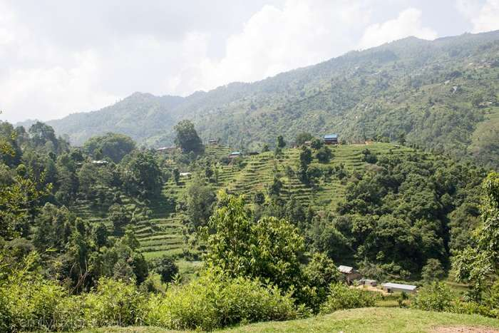 Falling for Nepal
