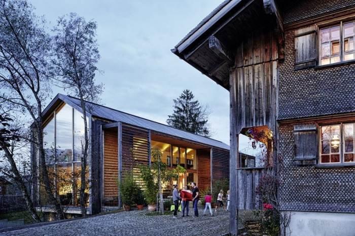 Architecture Bregenzerwald