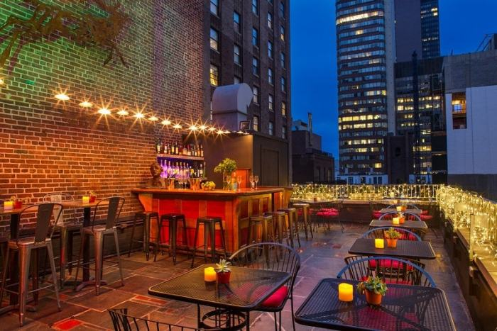 Roger Smith Hotel NYC review