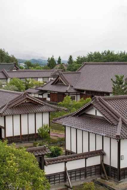 Samurai spirit Aizuwakamatsu