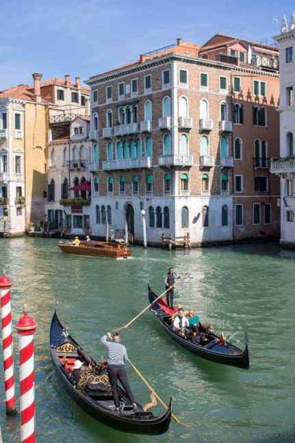 Venice-canal-with-gondolas