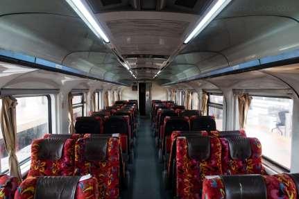 Singapore to Kuala Lumpur Train
