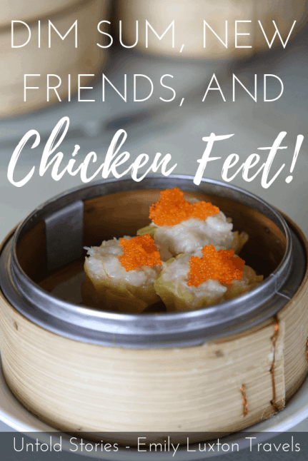 Dim Sum, New Friends, and Chicken Feet in Georgetown Malaysia