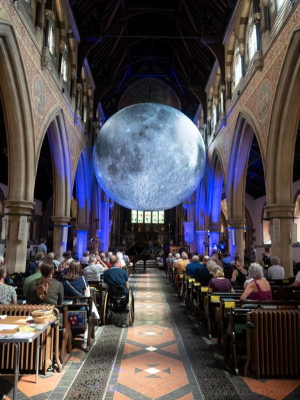 Dorset-Moon-St-Peters-Church-Bournemouth-Above-Audience