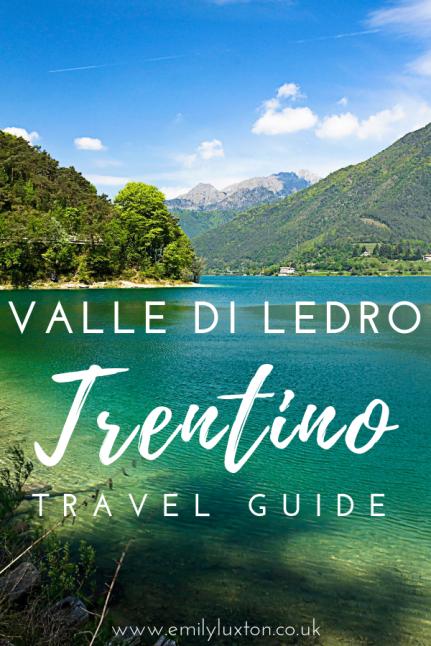 Valle di Ledro Trentino Italy - Travel Guide