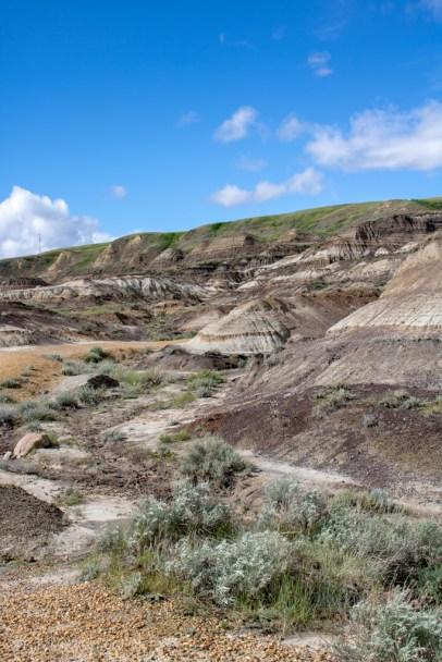 Drumheller Badlands Alberta