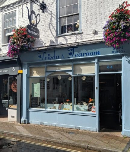 Winchester Tearooms