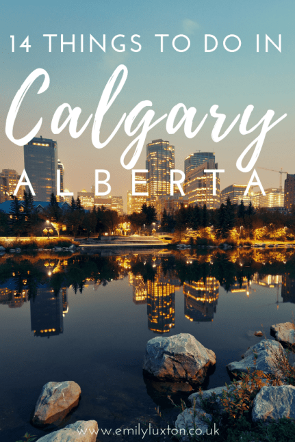 14 Things to do in Calgary