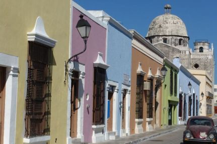 Campeche Mexico off the beaten path