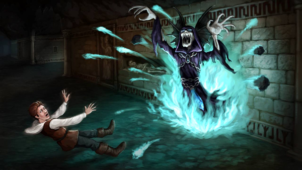 Hero-U: Rogue to Redemption screenshot