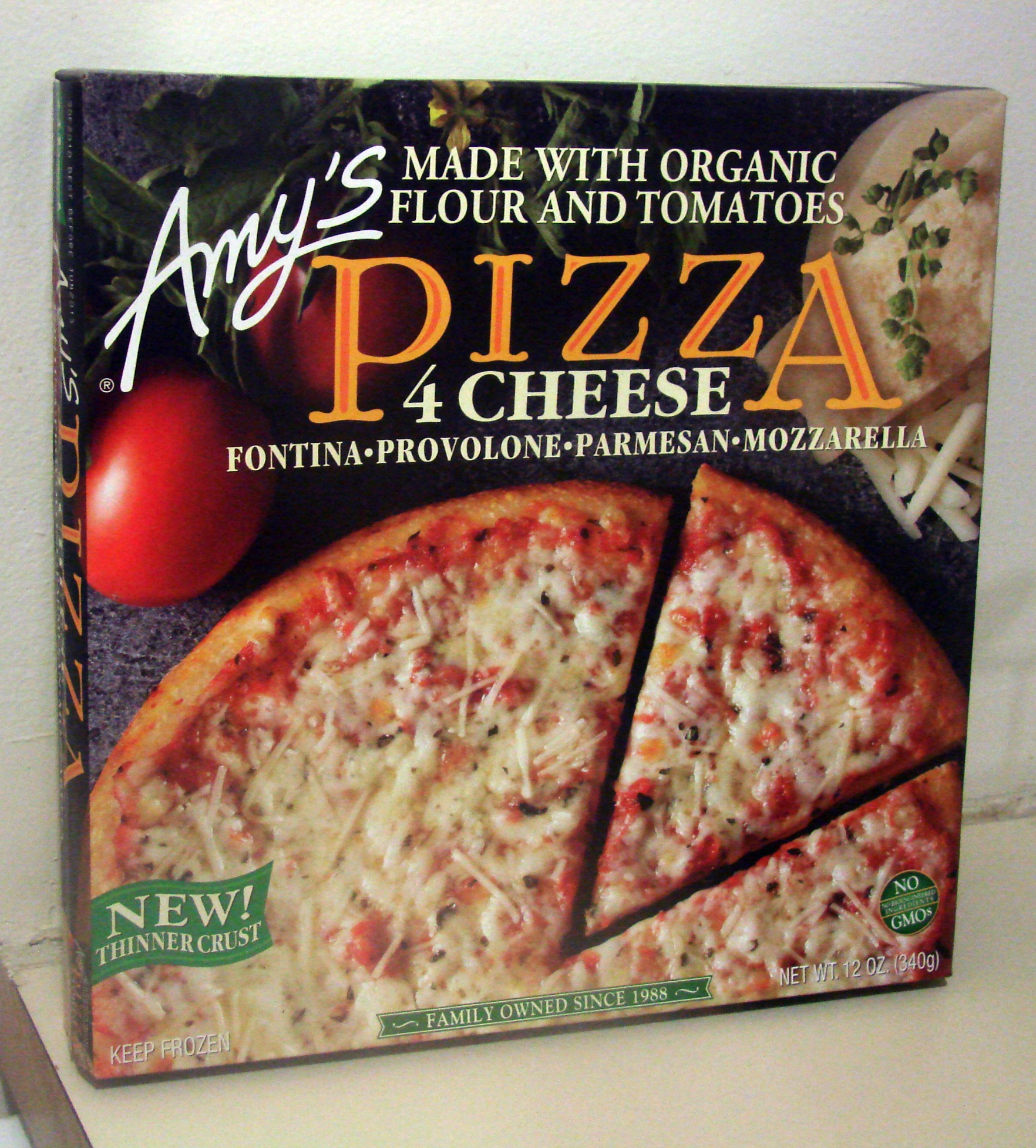 Amys Kitchen Review  Emily Reviews