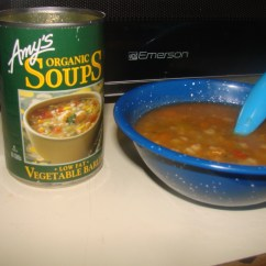 Amy's Kitchen Soup Compact Table Amy 39s Organic Soups Emily Reviews