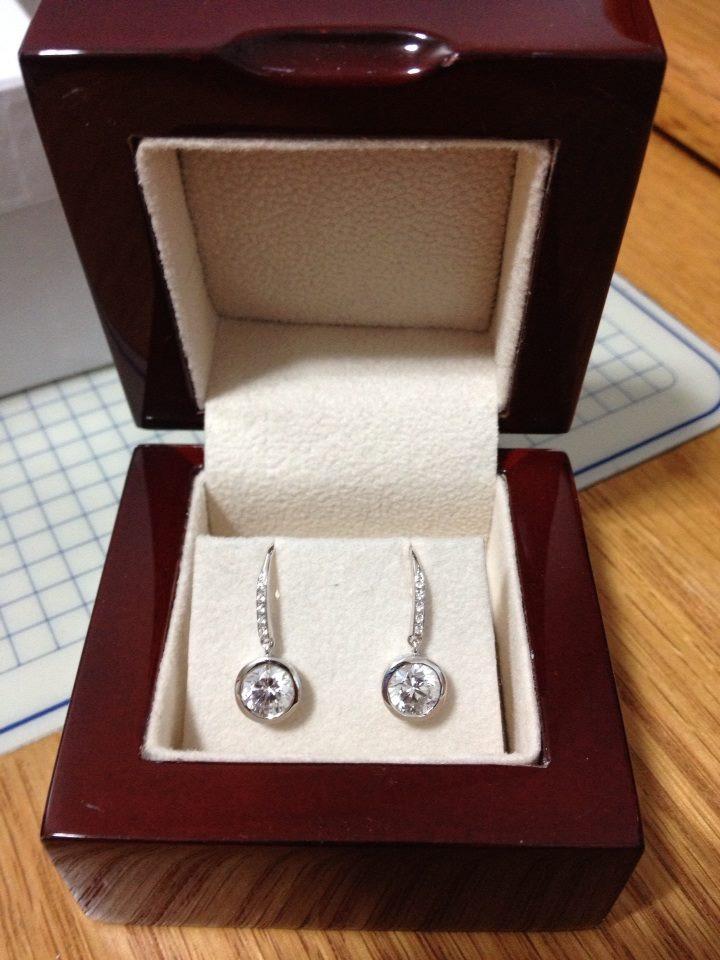Diamond Nexus Mia Earrings Review Amp 245 Round Cut Studs