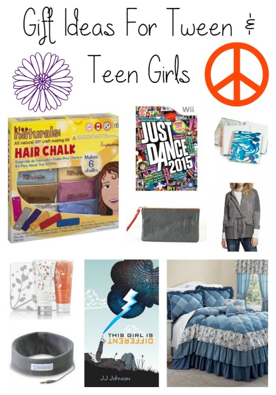 Teen Girls Christmas Gift Ideas