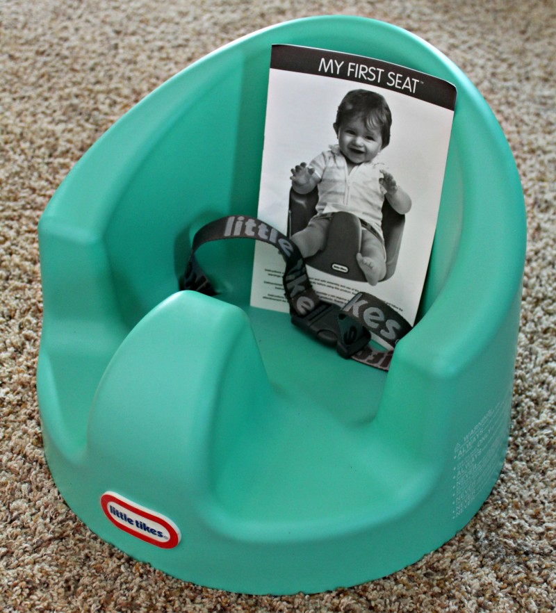 Infant  Toddler Little Tikes My First Seat Floor Chair