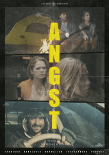 "Poster of ""ANGST"", Filmagio Cine Produktion"