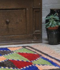 Looped Area Rugs. Looped Pile Rug Handwoven Tulu Emily's ...