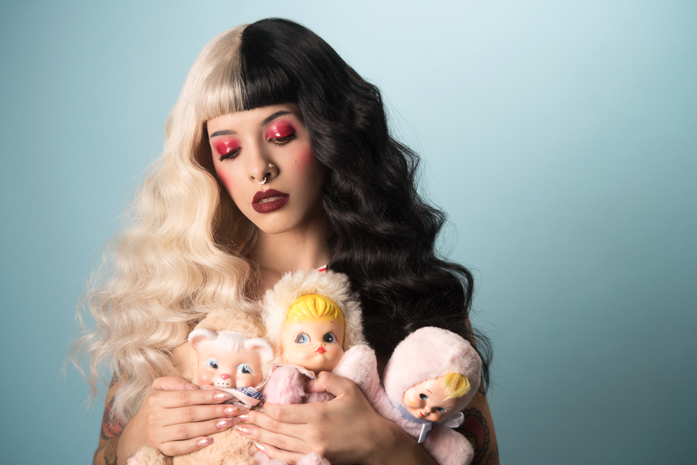 Cute Pink Pig Wallpaper Melanie Martinez By Emily Soto For Alternative Press