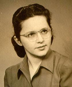 Miriam Sper Magdol young