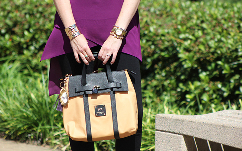 EVD Favorites | Henri Bendel Jetsetter Backpack