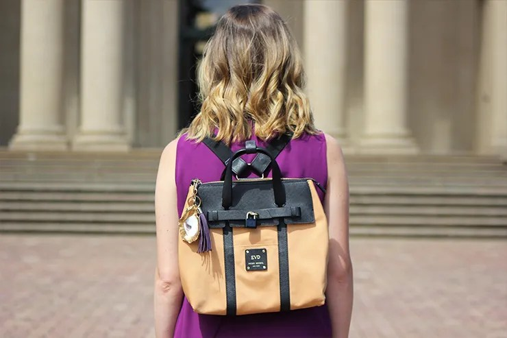 Friday Favorites: Henri Bendel Jetsetter Backpack