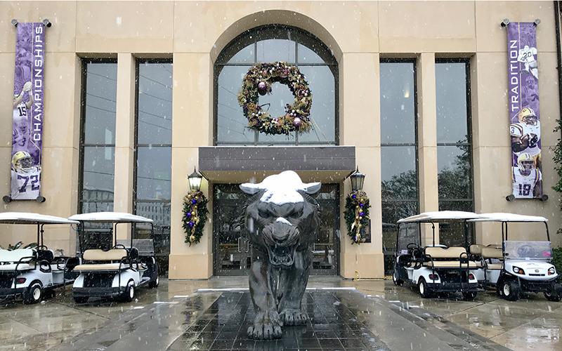 lsu sneaux day
