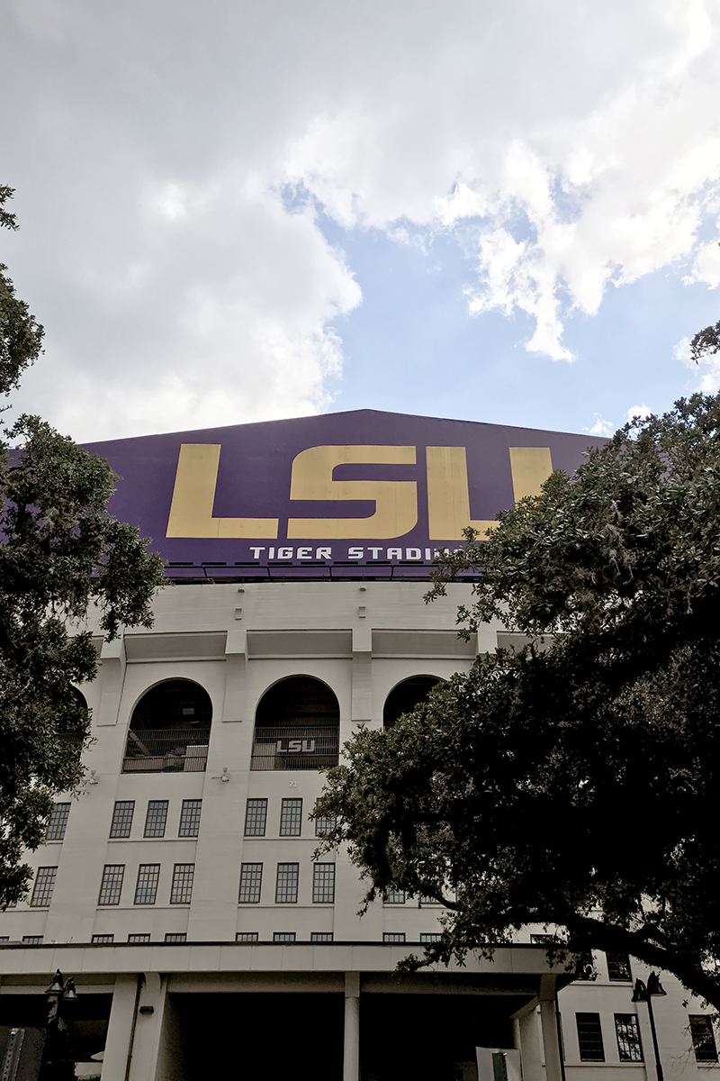 lsu gameday guide