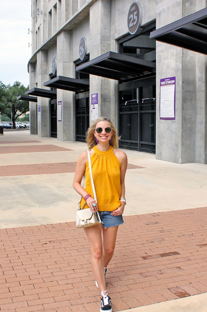 lsu gameday outfit