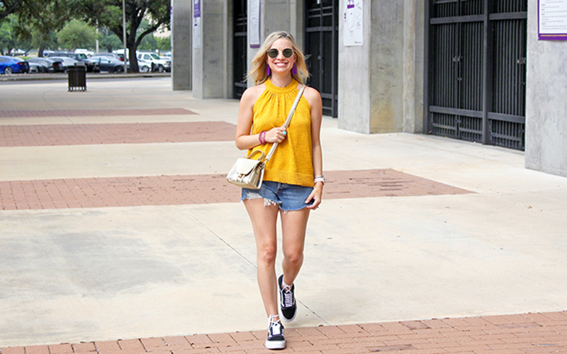 5 Pieces to Create the Perfect Gameday Outfit