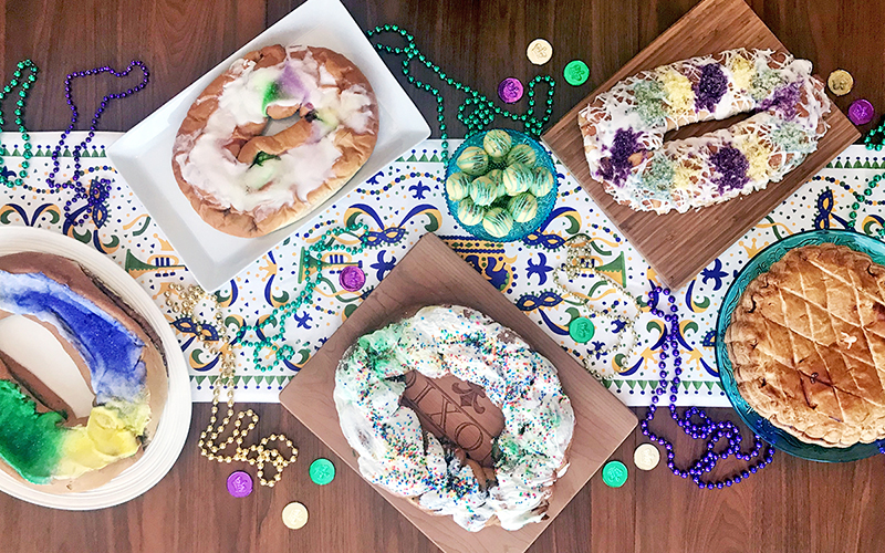 Mardi Gras Essentials: Let Them Eat the Best King Cakes