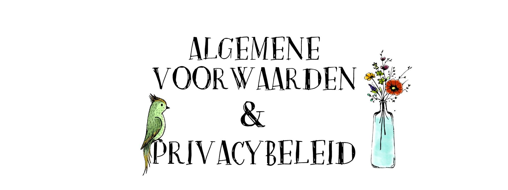 algemene voorwaarden & privacy emink studio