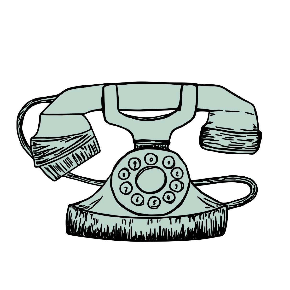 contact telefoon mail gesprek