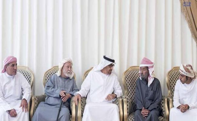 Mohamed Bin Zayed Offers Condolences On Uae Martyrs Al
