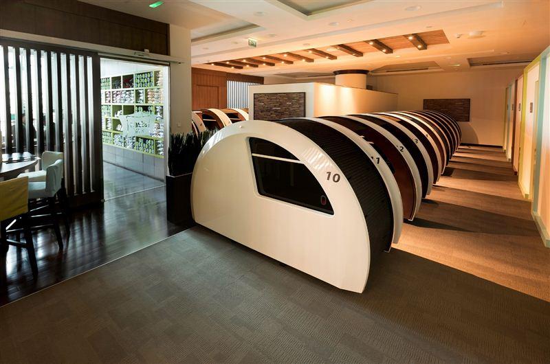 Innovative sleep lounge opens at Dubai Airport  Emirates247