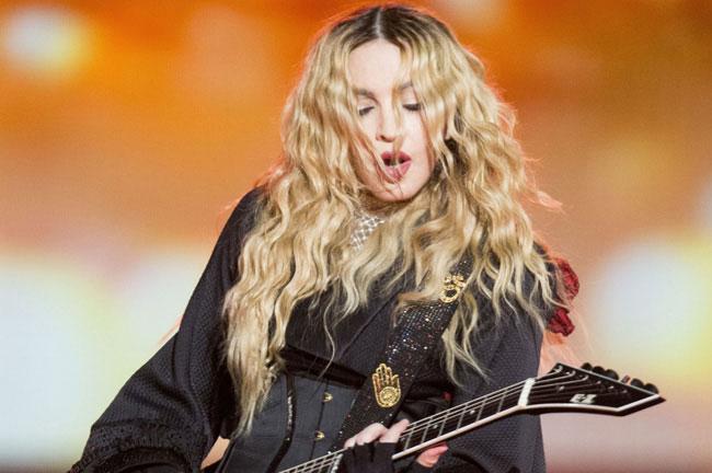 Madonna to undergo regenerative treatment – Entertainment – Celebrity Gossip