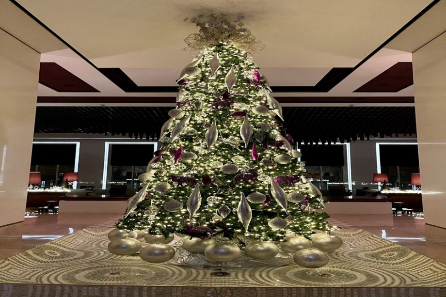 CELEBRATE THE FESTIVE SEASON IN SOPHISTICATED STYLE  AT PARK HYATT ABU DHABI HOTEL AND VILLAS