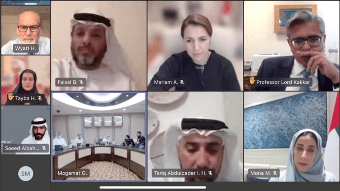 The Council of the United Arab Emirates University Council has held its first meeting, under the leadership of its Chair, H.E. Zaki Nusseibeh, the University Chancellor.