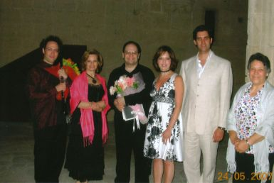 2007-05-24-Concert with Chen Halevi-Cyprus-2