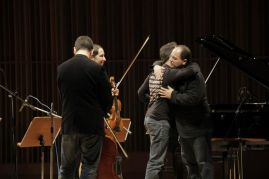 2012-11-17-Recording with Halevi & Istanbul Trio-1