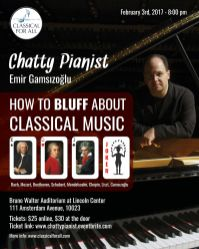 2017-02-How to bluff about Classical Music