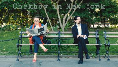 Chekhov in New York-Filming Trofimov-Ege Maltepe & Cihangir Duman