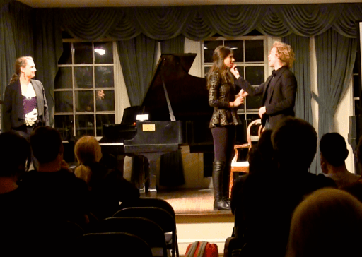 Drama in Beethoven with Ege Maltepe-Greenwich House-Suzan Kamhi,