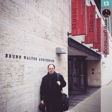 Emir at Lincoln Center-1-Bruno Walter Auditorium